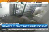 Report: 'El Chapo' got 18-minute head start