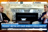 Meetings with key US ally on Iran deal begin