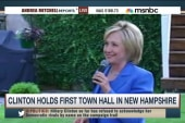 Challenges facing Clinton's re-reintroduction