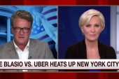 Joe: NYC mayor's Uber attack is stunning
