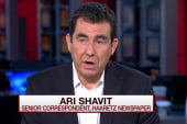 Ari Shavit weighs in on Iran nuclear deal