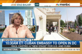 Rep.: Cuban embassy opening marks 'sad day'