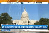 Congress begins review of Iran deal