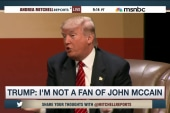 Donald Trump takes on media, GOP opponents