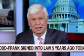 Dodd-Frank turns five today