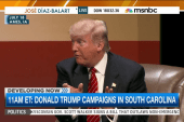 New poll: Trump has wide lead in GOP race