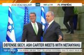 US, Israel meet after Iran deal