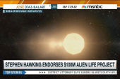 Alien life project gets millions in donations