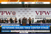 POTUS addresses vets, concerns at convention
