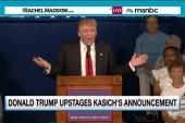 GOP second tier struggle in Trump's shadow