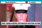 Chattanooga shooting victims memorialized