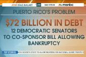 Debate over Puerto Rico bankruptcy continues