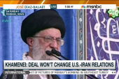 Iran's leaders vocalize criticisms of deal