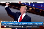 Trump heads to Texas-Mexico border