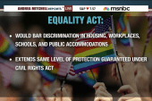 Bill introduced to extend LGBT protections