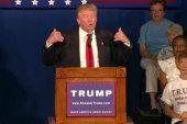 Joe: Trump is not a side show