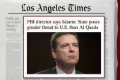 FBI head: ISIS bigger threat than al-Qaeda