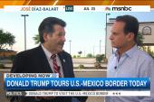 Laredo mayor: 'We welcome Donald Trump'