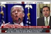 Texas Border Patrol Union dumps Trump