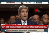 Kerry, Moniz defend Iran deal on Capitol Hill