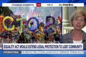 LGBT equality legislation introduced