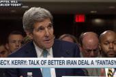 John Kerry challenges Iran deal critics