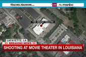Deadly shooting at Louisiana movie theater