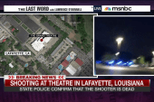 Fatal shooting at Louisiana movie theater
