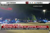 Death toll rises after Louisiana theater...