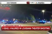 Local hospitals treating shooting victims