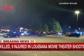 3 dead, 9 wounded in La. movie theater...
