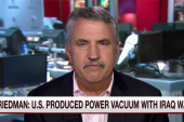 Friedman weighs in on Iran nuclear deal