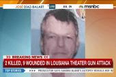 Lafayette theater gunman identified