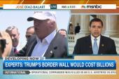 Texas rep. blasts Trump's border visit