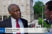 Danny Glover on restored relations with Cuba
