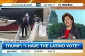 Trump remains confident in Latino vote