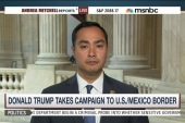 Joaquín Castro blasts Laredo's Trump welcome