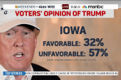Trump leads polls with low favorability