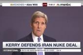 Republican senators tear into Iran deal