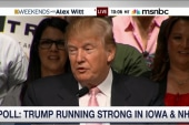 Trump among GOP leaders in two key states