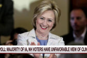 Hillary soars but favorability lags in NH,...