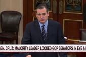 Ted Cruz alienates the GOP establishment