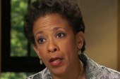 Lynch 'personally affected' by OPM hack