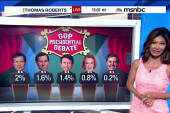 Which candidates will make it to GOP debate?