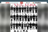 Cosby accusers appear on NY Mag cover