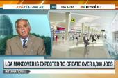 NYC airport to undergo major renovations