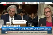 Senator on Iran deal: What's the alternative?