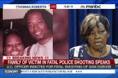 Mother of victim speaks on fatal shooting