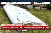 Investigators: Debris likely from missing jet