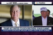 Trump snubbed by Koch Brothers